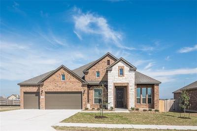 Pflugerville Single Family Home For Sale: 708 Speckled Alder Dr
