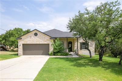 Spicewood Single Family Home For Sale: 903 Stow Dr