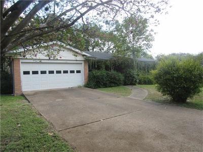 Austin Single Family Home For Sale: 4521 Rimrock Trl