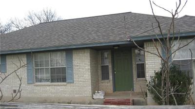 Del Valle Single Family Home For Sale: 2201 Man O War Dr