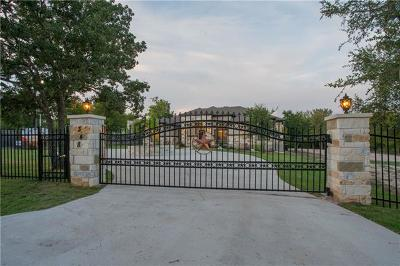 Del Valle Single Family Home For Sale: 348 Forest Lake Dr