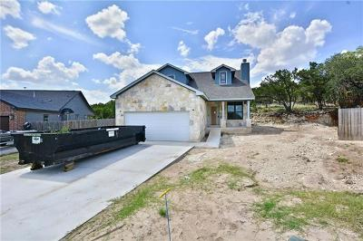 Wimberley Single Family Home Pending - Taking Backups: 16 Cochise Ct