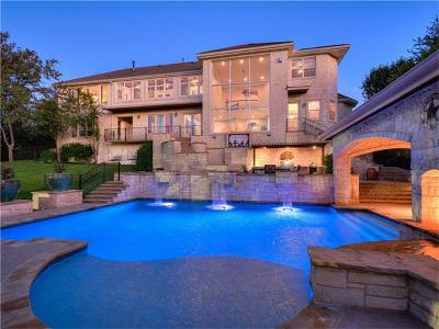 Austin Single Family Home For Sale: 4104 Top Of Texas Trl