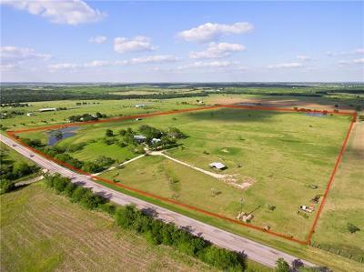 Lockhart Farm For Sale: 4838 Fm 2001