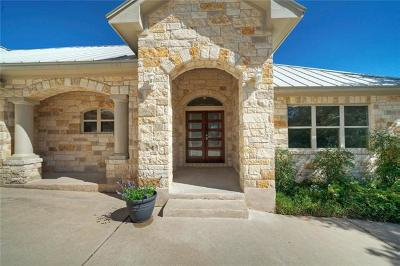 Spicewood Single Family Home Pending - Taking Backups: 4189 Bee Creek Rd
