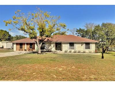 Travis County Single Family Home For Sale: 8102 El Dorado Dr