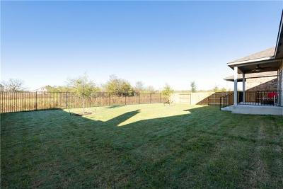 Pflugerville Single Family Home For Sale: 19628 Dunstan Beacon Ln