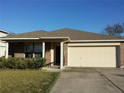 Hutto Rental For Rent: 210 Delby St