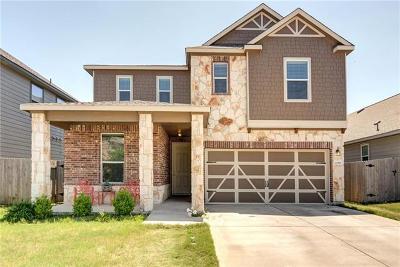 Hays County, Travis County, Williamson County Single Family Home For Sale: 12317 Noel Bain Cv