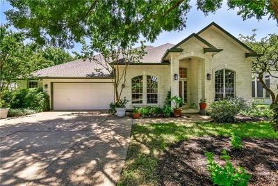 Round Rock Single Family Home Pending - Taking Backups: 16619 Cordillera Dr