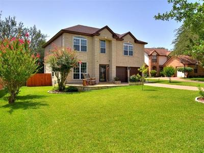 Austin Single Family Home For Sale: 8107 Wolf Jaw Cv