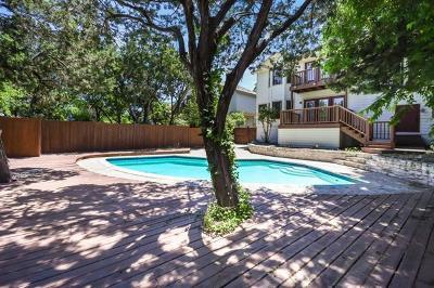 Austin Single Family Home For Sale: 5808 Misty Hill Cv