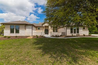 Salado Single Family Home For Sale: 2013 The Creeks Dr