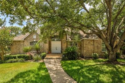 Austin Single Family Home Pending - Taking Backups: 10503 Crow Wing Cv
