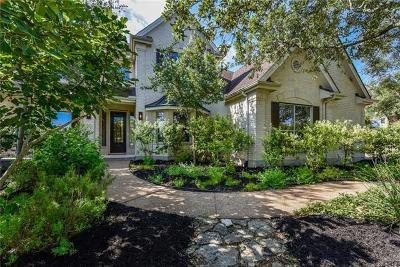Hays County, Travis County, Williamson County Single Family Home For Sale: 3604 Travis Country Cir
