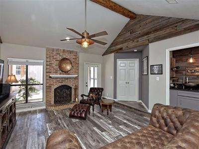 Round Rock Single Family Home For Sale: 2201 Boxwood Path