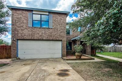 Elgin Single Family Home For Sale: 115 Burnet Forest Cv