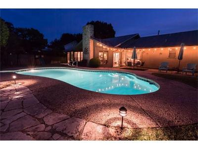 Hays County, Travis County, Williamson County Single Family Home For Sale: 11209 Pinehurst Dr