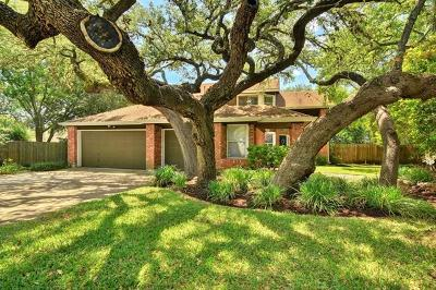 Hays County, Travis County, Williamson County Single Family Home Pending - Taking Backups: 10907 Wareham Ct