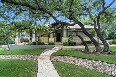Spicewood Single Family Home For Sale: 201 Alloway Dr