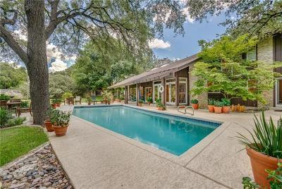 Single Family Home Pending - Taking Backups: 7700 Pleasant Meadow Cir