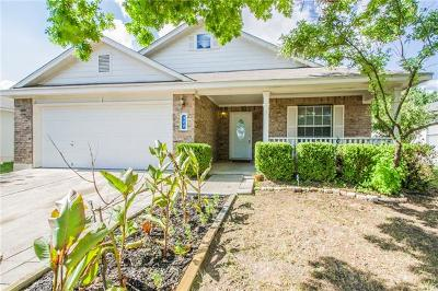 Hutto Single Family Home Pending - Taking Backups: 300 Will Ln