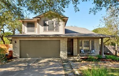 Austin Single Family Home For Sale: 8900 W Hove Loop