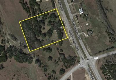 Leander Residential Lots & Land For Sale: 17451 Ronald W Reagan Blvd
