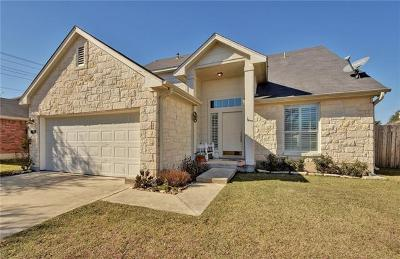 Kyle Single Family Home For Sale: 109 Sapphire Lake Dr