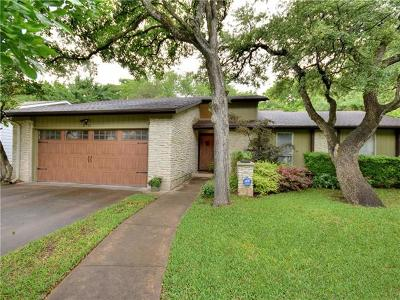 Austin Single Family Home For Sale: 11712 Three Oaks Trl