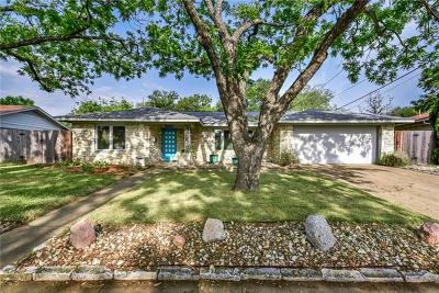 Austin Single Family Home Pending - Taking Backups: 7600 Shoal Creek Blvd