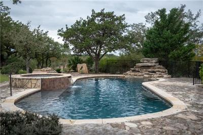 Dripping Springs Single Family Home For Sale: 501 Madrone Ranch Trl