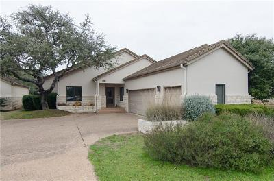Spicewood Single Family Home For Sale: 2304 Founders Cir