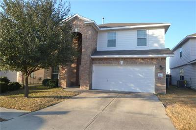 Buda Single Family Home For Sale: 591 Reliance Dr