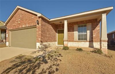 Buda Single Family Home For Sale: 283 Pine Arbol