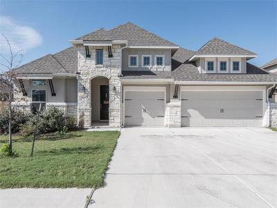 Single Family Home For Sale: 5809 Mantalcino Dr
