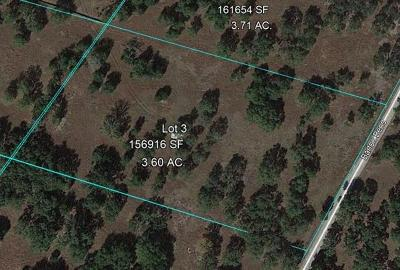 Residential Lots & Land For Sale: Lot 3 Barton Bend