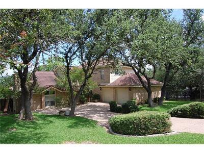 The Hills TX Single Family Home For Sale: $514,990