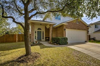 Round Rock TX Single Family Home For Sale: $298,000