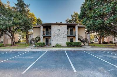 Austin Condo/Townhouse For Sale: 10616 Mellow Meadows Dr #49B