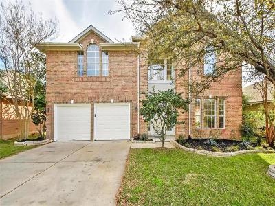 Leander Single Family Home For Sale: 1112 Laurel Glen Blvd