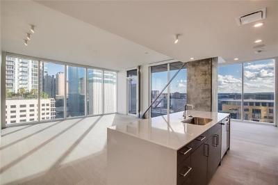 Austin Condo/Townhouse For Sale: 301 West Ave #1006