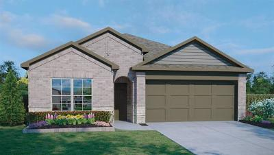 Liberty Hill TX Single Family Home For Sale: $241,990