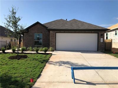 Leander Single Family Home For Sale: 109 Beech Creek Ln