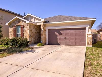 Hays County, Travis County, Williamson County Single Family Home For Sale: 413 Anacua Loop