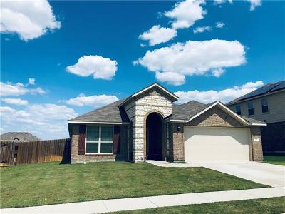 Killeen Single Family Home For Sale: 2505 John Helen