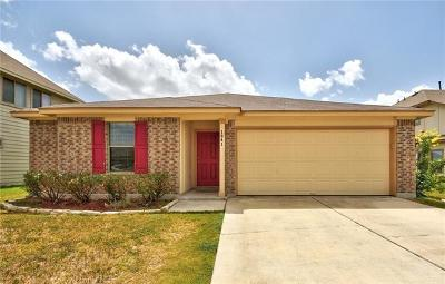 Bunton Creek, Bunton Creek Ph 4 Single Family Home For Sale: 1541 Twin Cv