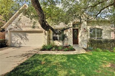 Hays County, Travis County, Williamson County Single Family Home Pending - Taking Backups: 11400 Viridian Way
