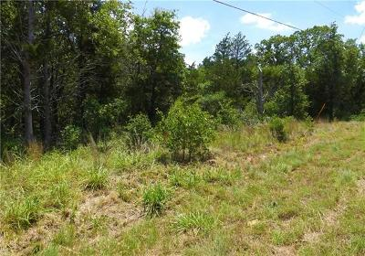 Bastrop County Residential Lots & Land For Sale: 215 Big Bow