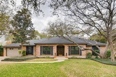 Travis County, Williamson County Single Family Home For Sale: 11100 Country Knls